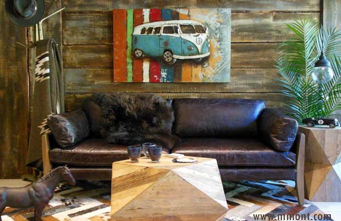 Meubles montagnards d coration savoyarde la clusaz - Magasin de meubles en ligne ...