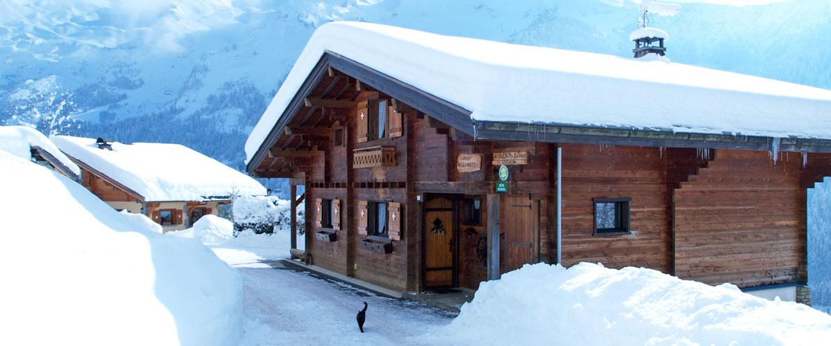 location ski 8 personnes la clusaz