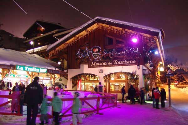 La clusaz station de ski haute savoie alpes france - Office du tourisme la clusaz telephone ...